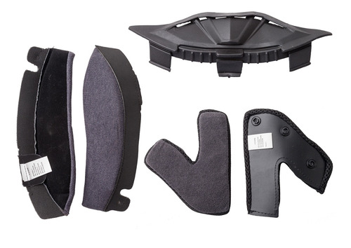 Repuesto Hawk Rs5/vector Kit Interior Casco Moto Oficial