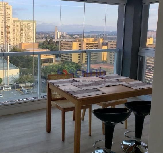 Apartamento 2 Dormitórios, Suite 68m Próximo Ao Transamerica Expo , São Paulo - Mc7642