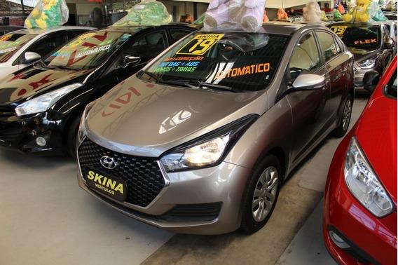Hyundai Hb20s Comfort Plus 1.6 Automatico Bx Km 2019