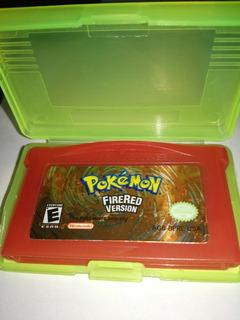 Juego De Game Boy Advance( Pokemon Firered Version Ingles)