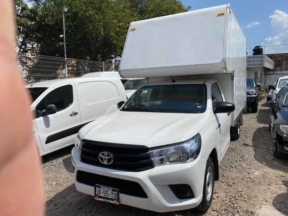 Toyota Hilux Caja Seca Larg Caja Seca Larga Aire