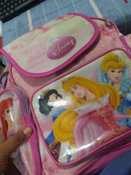 Mochila Princesas Disney