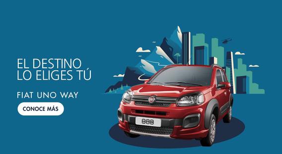 Fiat Uno Way 1.4 2020