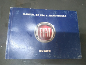 Manual Proprietário Fiat Ducato