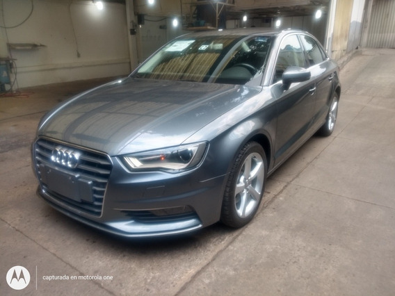 Audi A3 2016 1.8 Sedán Attraction At