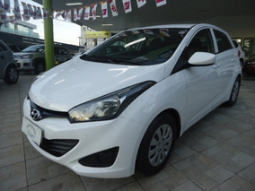 Hb 20 Confort Plus 1.6 Flex Branco 2013
