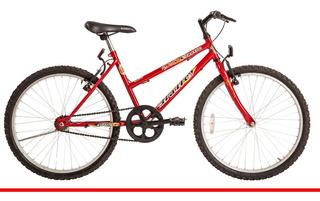 Bicicleta Halley Mountain Bike Dama Rodado 24 Selectogar