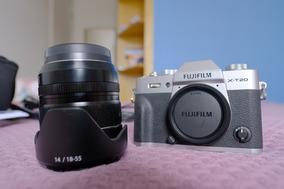 Fuji X-t20 + Xf 18-55 F2.8/4 + Filtro Nd Hoya - Super Nova!