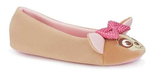 Imagen 1 de 1 de Pantuflas Andrea Bonitas Tiernas Femeninas Excelente Regalo