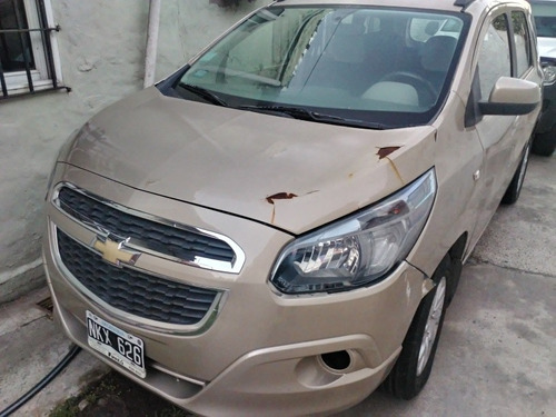 Chevrolet Spin 1.8 Ltz 5as 105cv 2013
