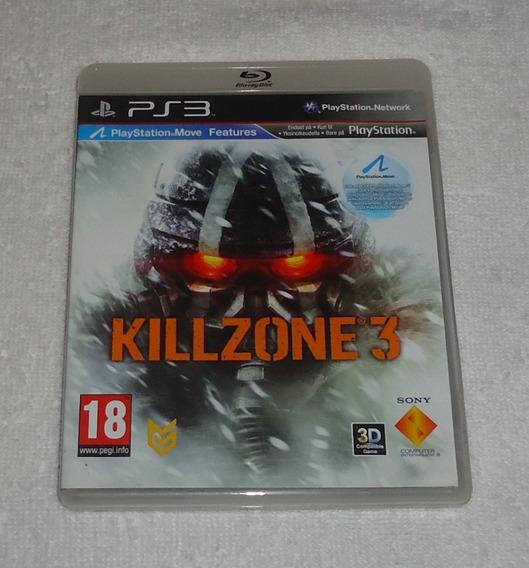 Killzone 3 R2 Ps3 Portugues ** Leia