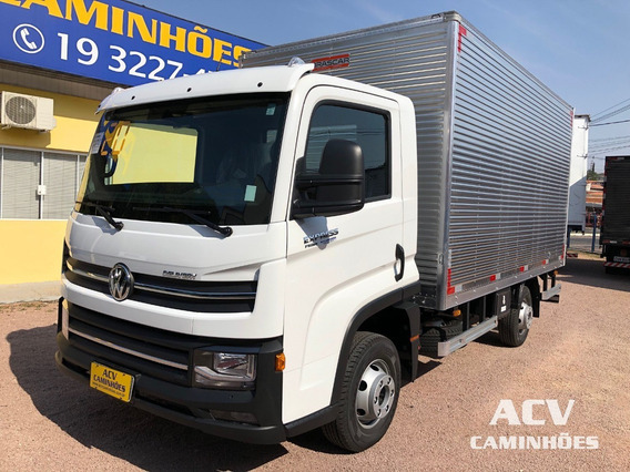 Vw Express Delivery Prime 2020 Baú 4,20 Mts 0 Km