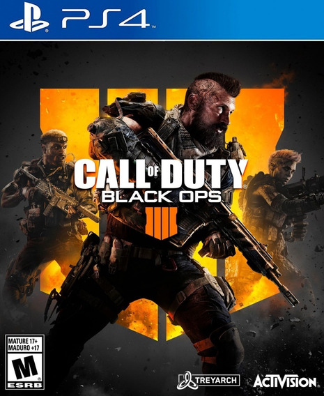 ..:: Call Of Duty Black Ops 4 ::.. Para Ps4 Game Center