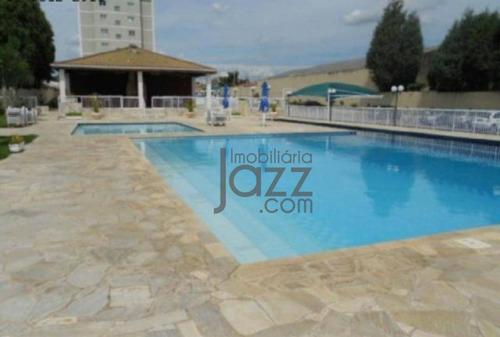 Apartamento Com 2 Dormitórios À Venda, 60 M² Por R$ 290.780,00 - Vila Brizzola - Indaiatuba/sp - Ap3391