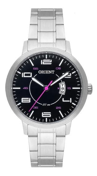 Relógio Orient Feminino Fbss1160 P2sx Prata Pequeno