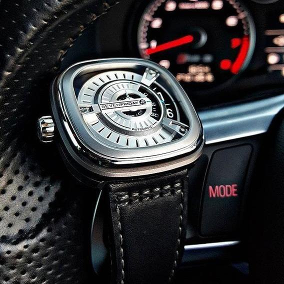 Reloj Sevenfriday Modelo M1/01 Nuevo Estilo Unico