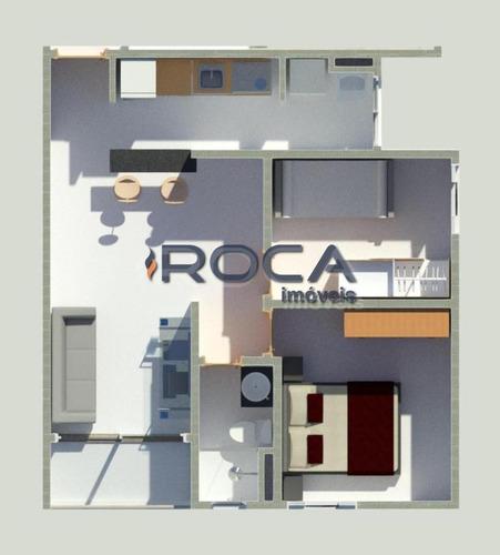 Venda De Apartamentos / Padrão  Na Cidade De São Carlos 26214
