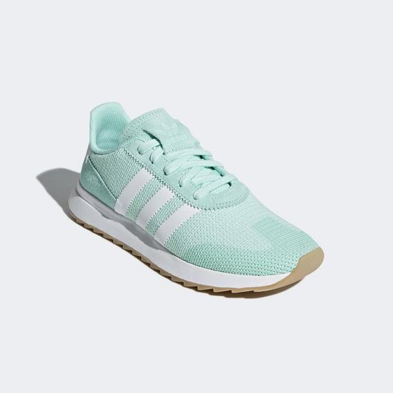 Zapatillas adidas Para Mujer Flb Runner W Us 5.5-6-6.5 Mgvm