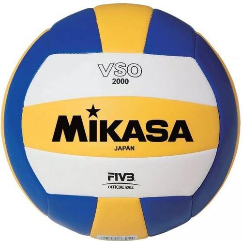 Imagem 1 de 4 de Bola Voleibol  Vso 2000 Mikasa Oficial Com Nota Fiscal