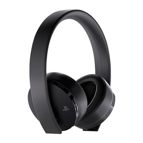 Audifono Ps4 Wireless Stereo New Gold Negro