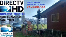 Instalacion Directv Prepago Serv Tecnico Temuco Pucon Vill.