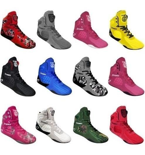 Zapatos Culturismo Pesas Box Mma Otomix-ryder