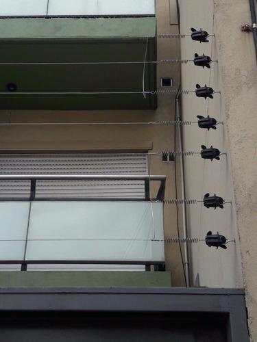 Cerco Electrico Quilmes 10 Metros Instalacion Completa 4h