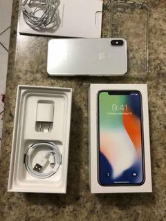 Imperdível iPhone X Silver