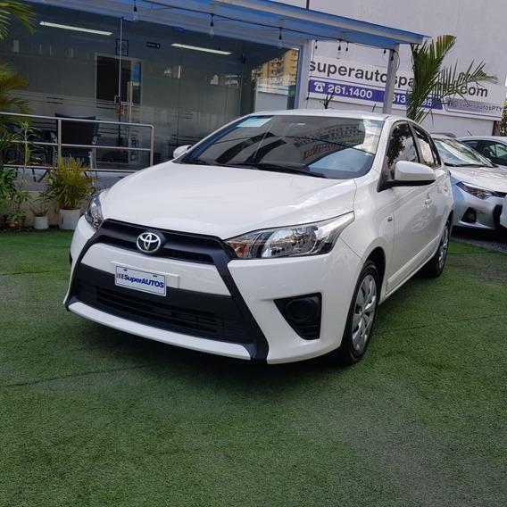 Toyota Yaris 2017 $ 11999