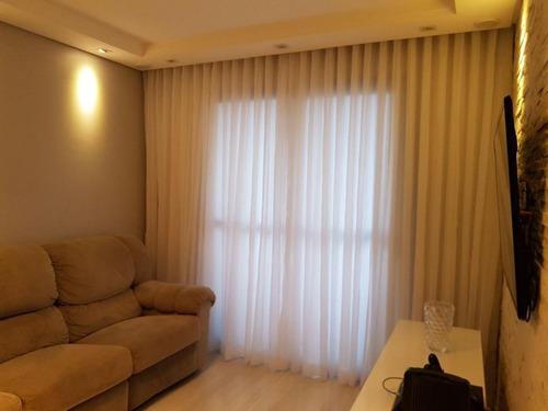 Imagem 1 de 21 de Apartamento Residencial À Venda, Tatuapé, São Paulo. - Ap3705