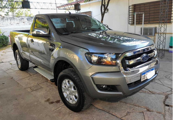 Ford Ranger Cabina Simple