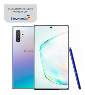 Celular Libre Samsung Galaxy Note 10+ Plus 256gb12gb Ram Lte