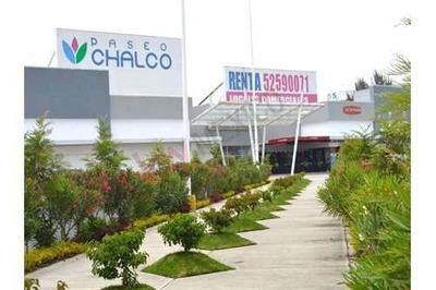 Plaza Comercial: Plaza Paseo Chalco Mpio. Chalco Estado De México