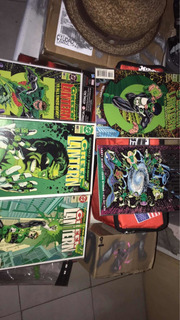 Dc Cómics Green Lantern Emerald Dawn ,ganthets Tale