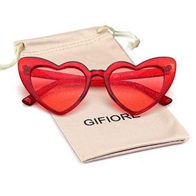 f5af8d01f0 Gafas De Sol Gafas Con Forma De Corazon Estilo Retro De Ojo