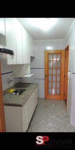 Imagem 1 de 8 de Apartamento Com 2 Dormitórios À Venda, 50 M² Por R$ 425.000,00 - Chora Menino - São Paulo/sp - Ap0954