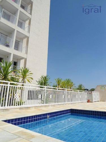 Apartamento À Venda, 45 M² Por R$ 290.000,00 - Vila Campestre - São Paulo/sp - Ap1285