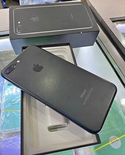 iPhone 7 Plus Negro 256gb Nuevo Factory