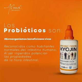 Probiótico Kyojin ( 1 Unidad)