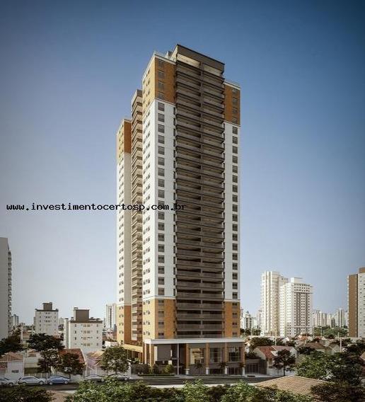 Apartamento Para Venda Em São Paulo, Mooca, 4 Dormitórios, 2 Suítes, 5 Banheiros, 2 Vagas - High Mooc_1-1178682