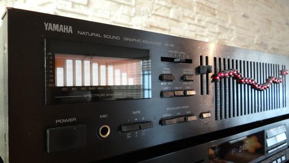 Precioso Equalizador Yamaha Ge-60 Natural Sound Graphic Eq