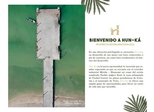 Imagen 1 de 6 de Lotes Semi Urbanizados En Corredor Industrial, Hunucmá. Yuc.