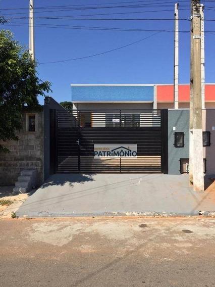 Casa Com 3 Dormitórios À Venda, 94 M² Por R$ 380.000 - Jardim Brogotá - Atibaia/sp - Ca0550
