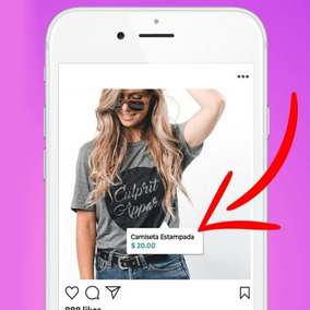 Criação De Loja Virtual No Instagram