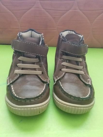 Zapatos Botines Para Niños