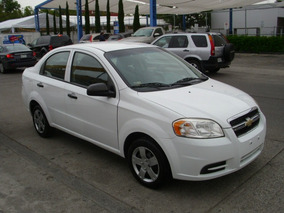 Chevrolet Aveo 1.6 M 5vel Mp3 R-14 Mt Clima