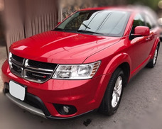 Dodge Journey 2.4 Sxt L4 5pas At