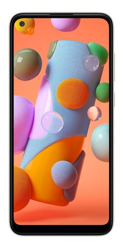 Samsung Galaxy A11 Dual SIM 32 GB blanco 2 GB RAM