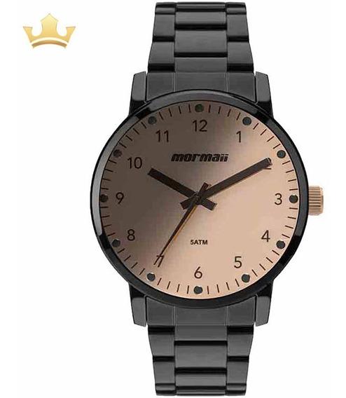 Relógio Mormaii Feminino Mo2035je/4j Com Nf