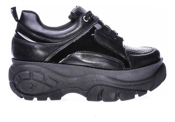 Zapatillas Mujer Plataforma Moda Bf200